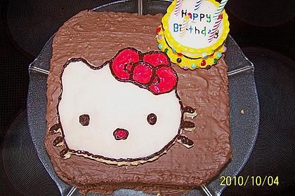 Hello - Kitty - Torte 69