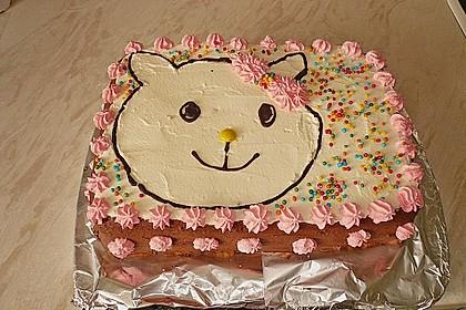 Hello - Kitty - Torte 95