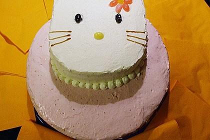 Hello - Kitty - Torte 118