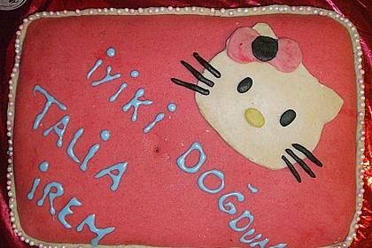 Hello - Kitty - Torte 39