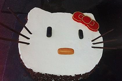 Hello - Kitty - Torte 64