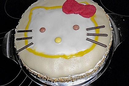 Hello - Kitty - Torte 67