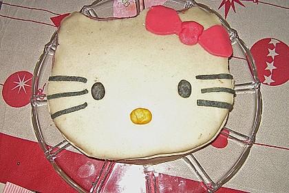 Hello - Kitty - Torte 85