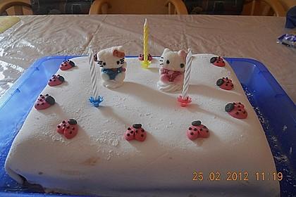 Hello - Kitty - Torte 24