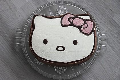 Hello - Kitty - Torte 18