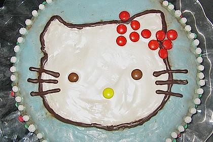Hello - Kitty - Torte 51
