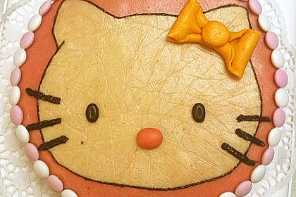 Hello - Kitty - Torte 41