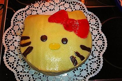 Hello - Kitty - Torte 97