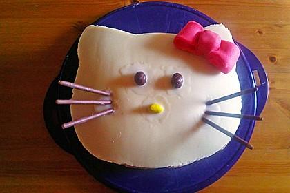 Hello - Kitty - Torte 77
