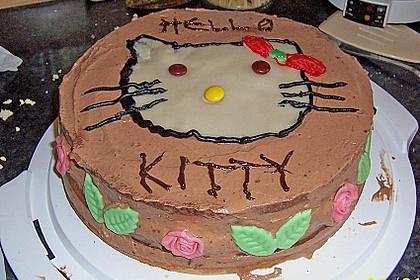 Hello - Kitty - Torte 73