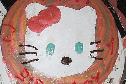 Hello - Kitty - Torte 109