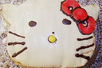 Hello - Kitty - Torte 105