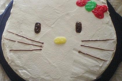 Hello - Kitty - Torte 111
