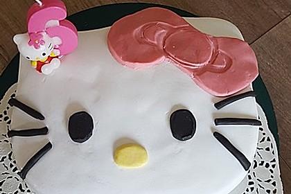 Hello - Kitty - Torte 70