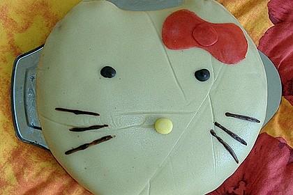 Hello - Kitty - Torte 102