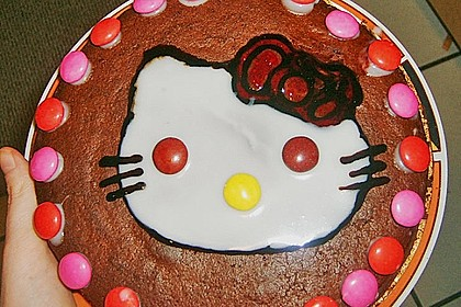 Hello - Kitty - Torte 66