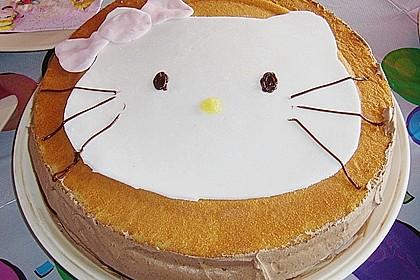 Hello - Kitty - Torte 76