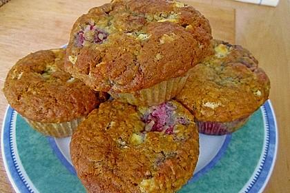 Batida - Kokos - Kirsch - Muffins 1