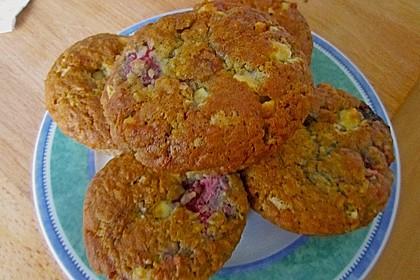 Batida - Kokos - Kirsch - Muffins 2