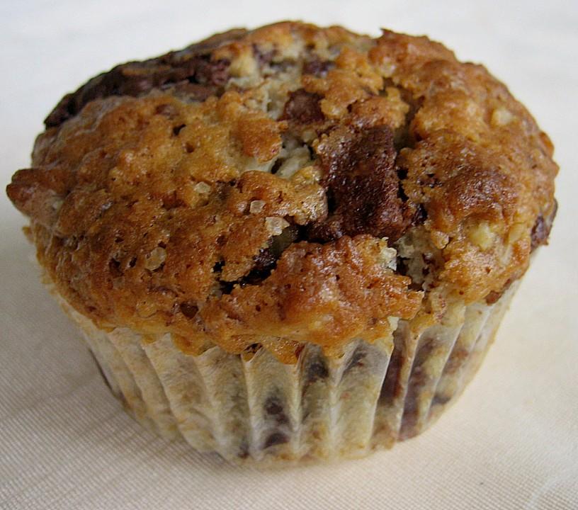 schokoladen walnuss muffins von ela back. Black Bedroom Furniture Sets. Home Design Ideas