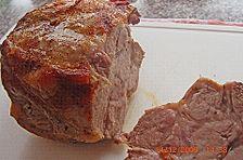 Schweinebraten im Römertopf