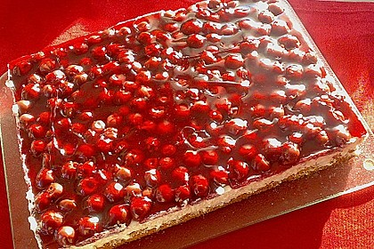 Kirsch - Philadelphia - Kuchen 2