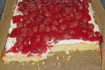 Kirsch - Philadelphia - Kuchen 5