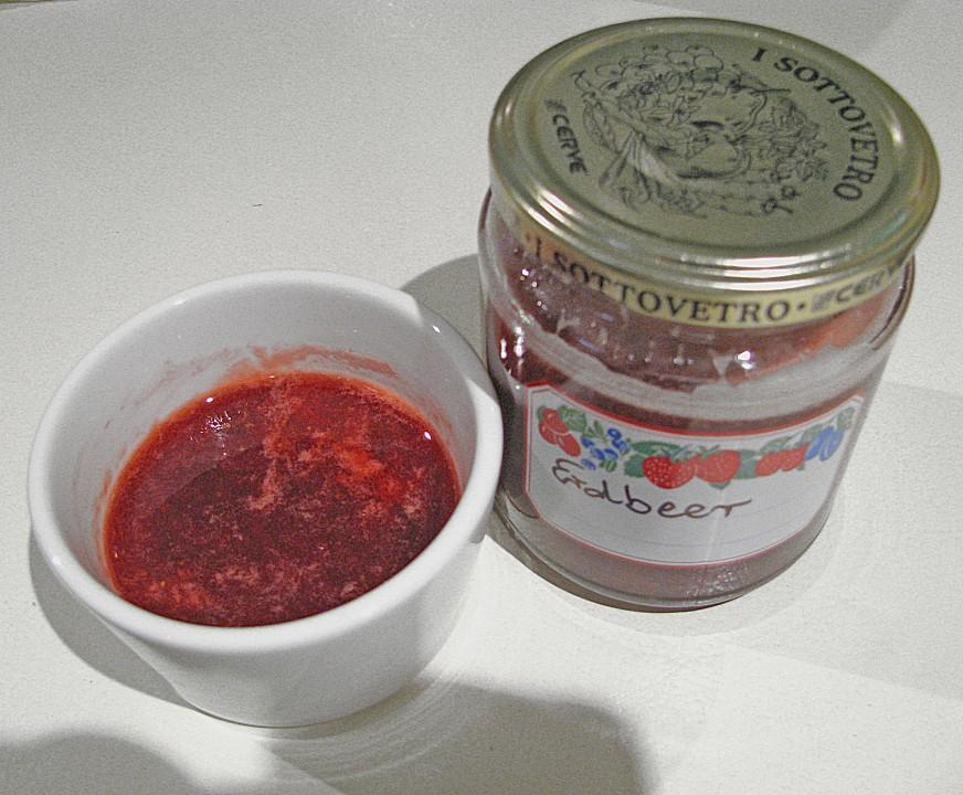 Marmelade kochen ohne gelierzucker