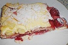 Kirsch - Quark - Lasagne