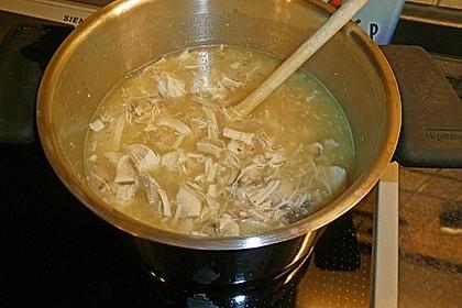 Hühnerfrikassee Grundrezept 13