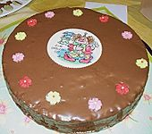 Schokoladentorte (Bild)
