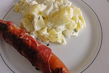Kartoffel - Gurken - Salat 6