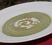 Mangold - Süppchen Camaju