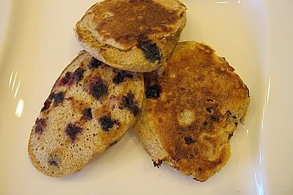 Blaubeer - Pancakes