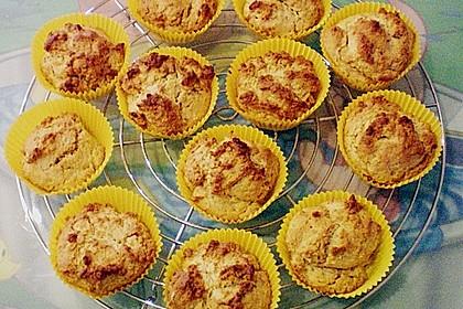 Peanut Butter Muffins (Bild)