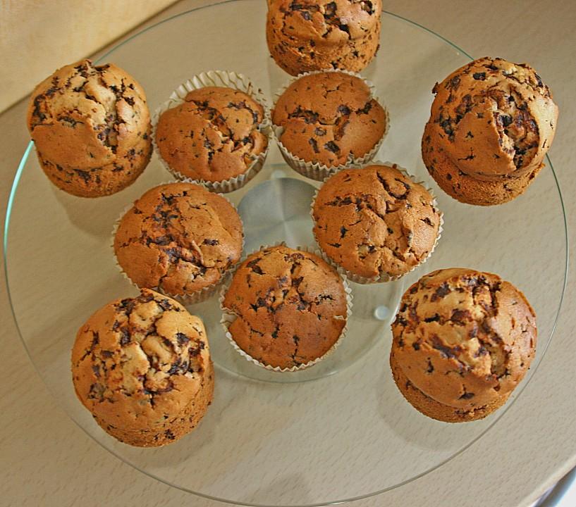 bailey 39 s schokoladen muffins rezept mit bild. Black Bedroom Furniture Sets. Home Design Ideas