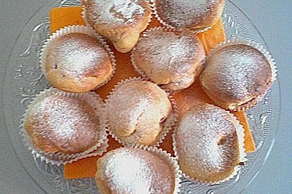 Fettarme Erdbeermuffins 23