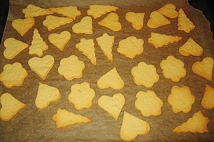 1 - 2 - 3 Butter - Plätzchen 101