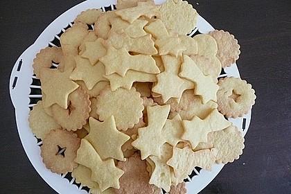 1 - 2 - 3 Butter - Plätzchen 60