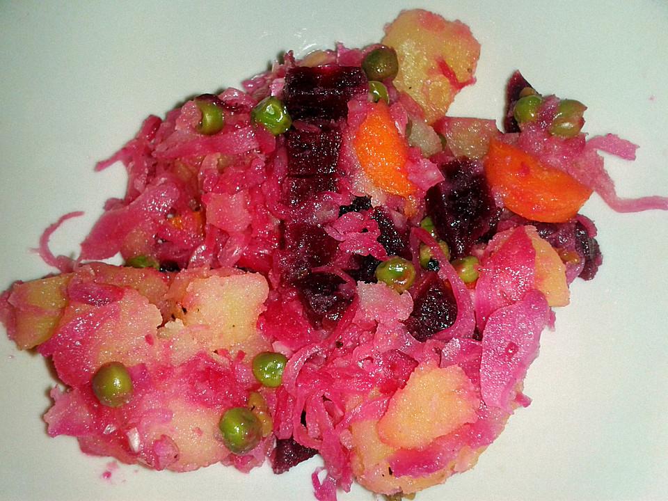 Russischer Salat von MissRussia | Chefkoch.de