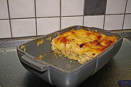Lachs - Brokkoli - Lasagne 7