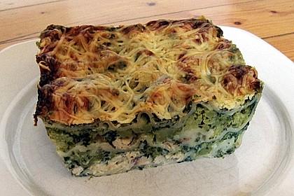 Lachs - Brokkoli - Lasagne 3