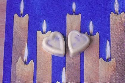 Flammende Herzen 100