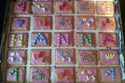 Keks-Kuchen vom Blech 104