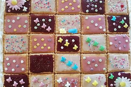 Keks-Kuchen vom Blech