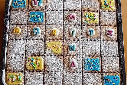 Keks-Kuchen vom Blech 42