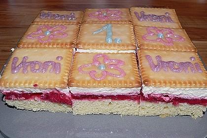 Keks-Kuchen vom Blech 40