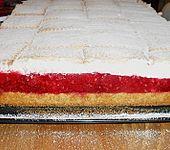 Keks-Kuchen vom Blech (Bild)
