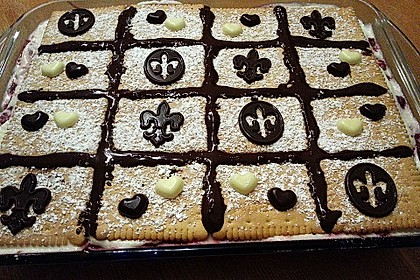 Keks-Kuchen vom Blech 48