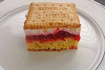 Blechkuchen leibniz keks